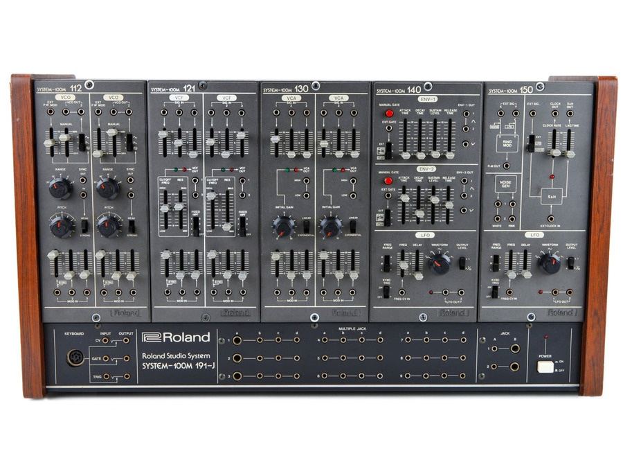 Roland system 100m xl