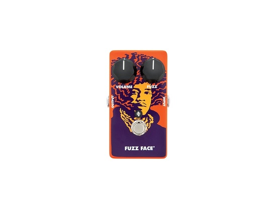 Jimi Hendrix 70th Anniversary Tribute Series Fuzz Face Distortion