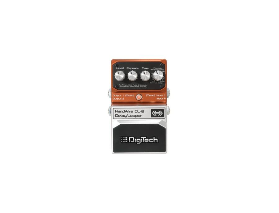 DigiTech DL-8 Delay/Looper