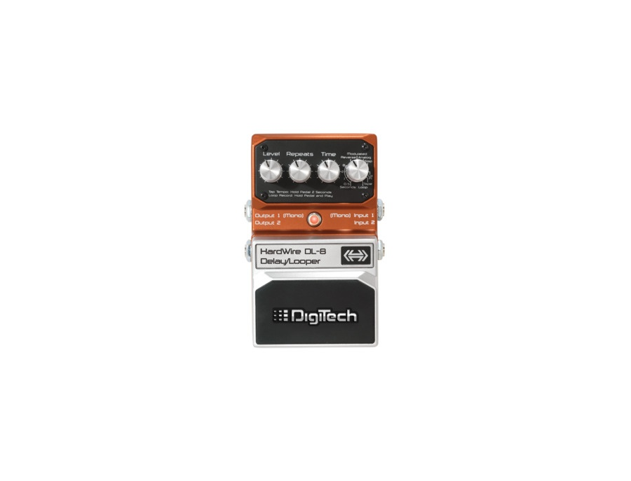 DigiTech DL-8 Delay/Looper