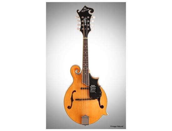 Epiphone MM-50E F-Style Acoustic-Electric Mandolin