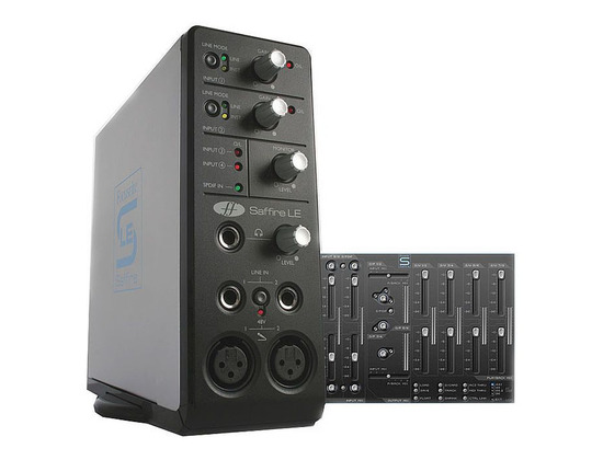 Focusrite Saffire LE Firewire Audio/MIDI Interface
