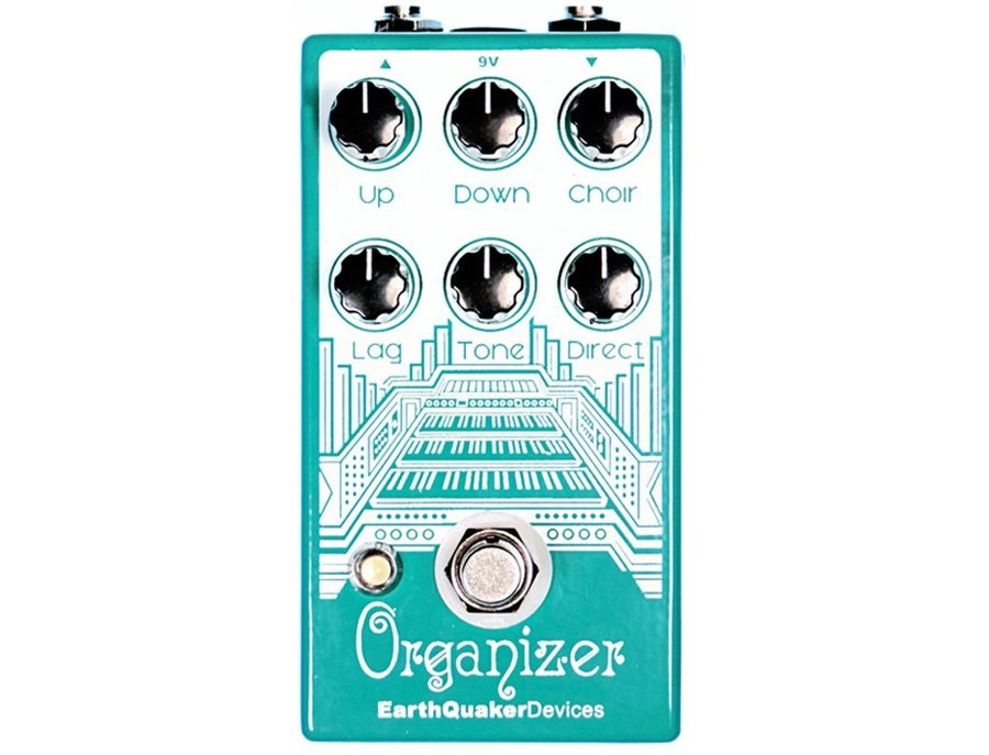 Earthquaker devices organizer xl