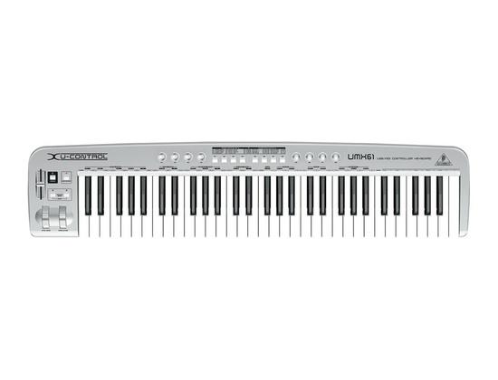 Behringer U-Control UMX61 USB MIDI Controller