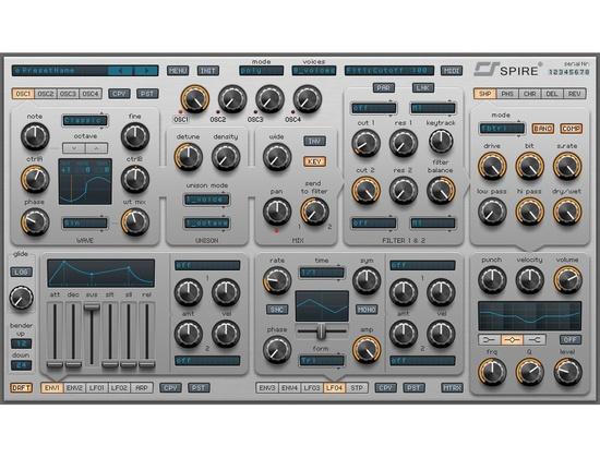 Reveal Sound Spire Synthesizer Plugin