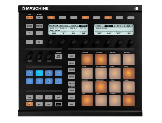 Native Instruments Machine