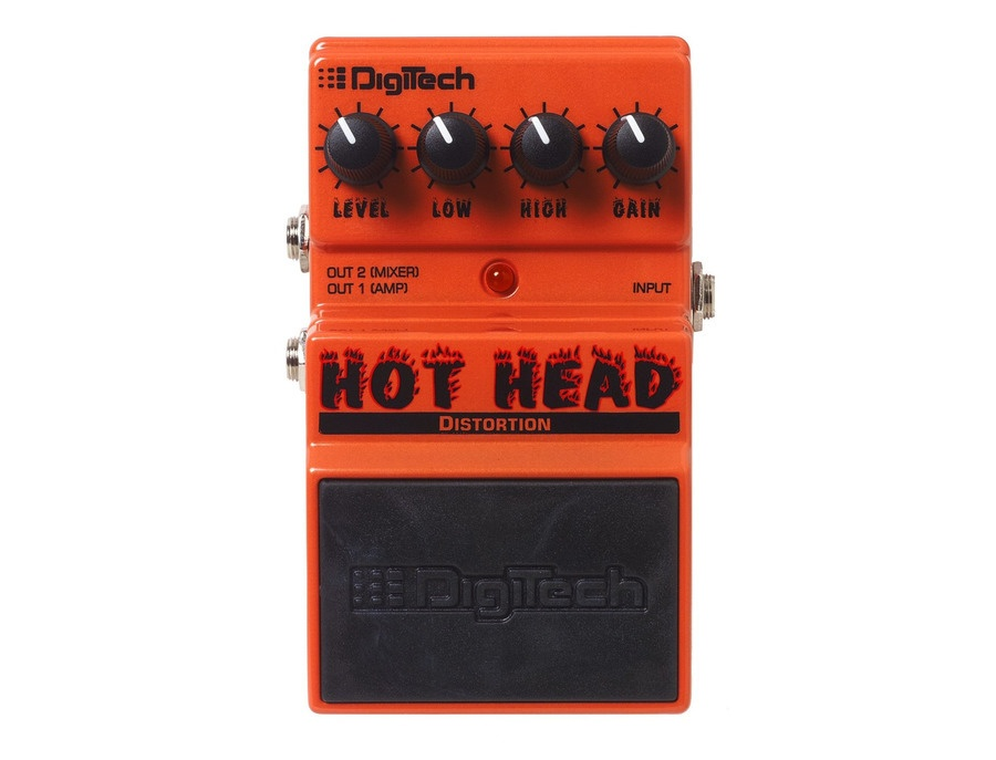 DigiTech Hot Head Distortion