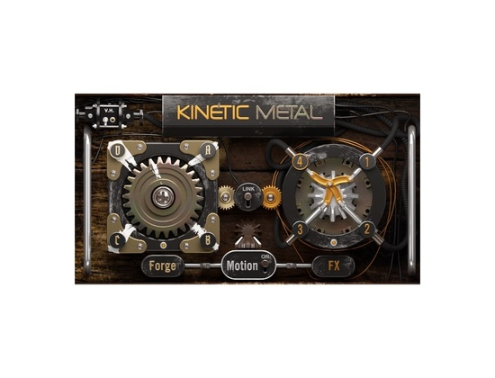 Native Instruments Kinetic Metal