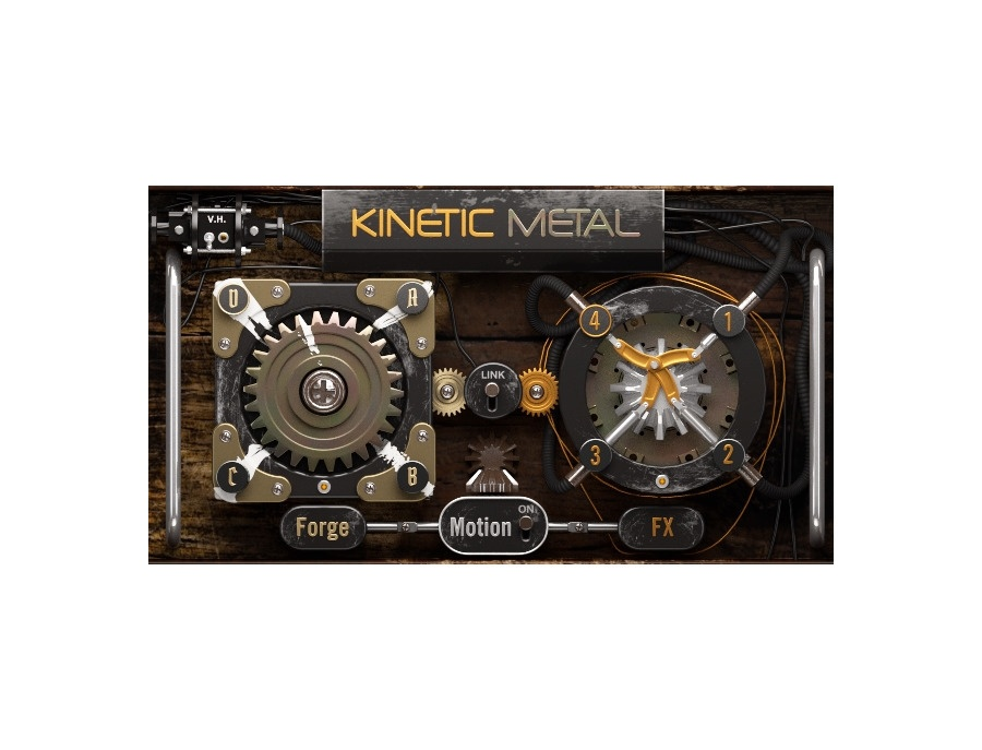 Native Instruments Kinetic Metal