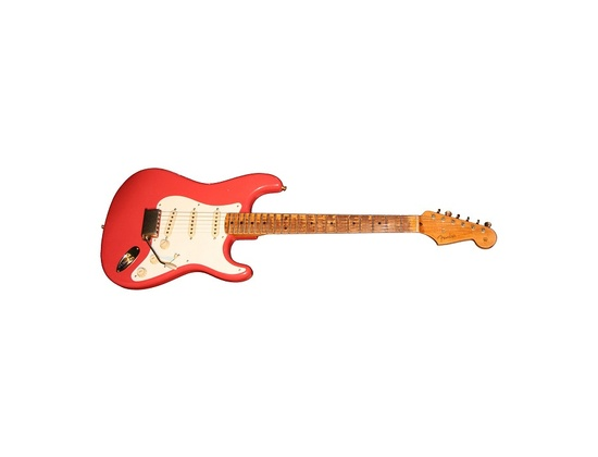 1955 Fender Stratocaster Coral Pink