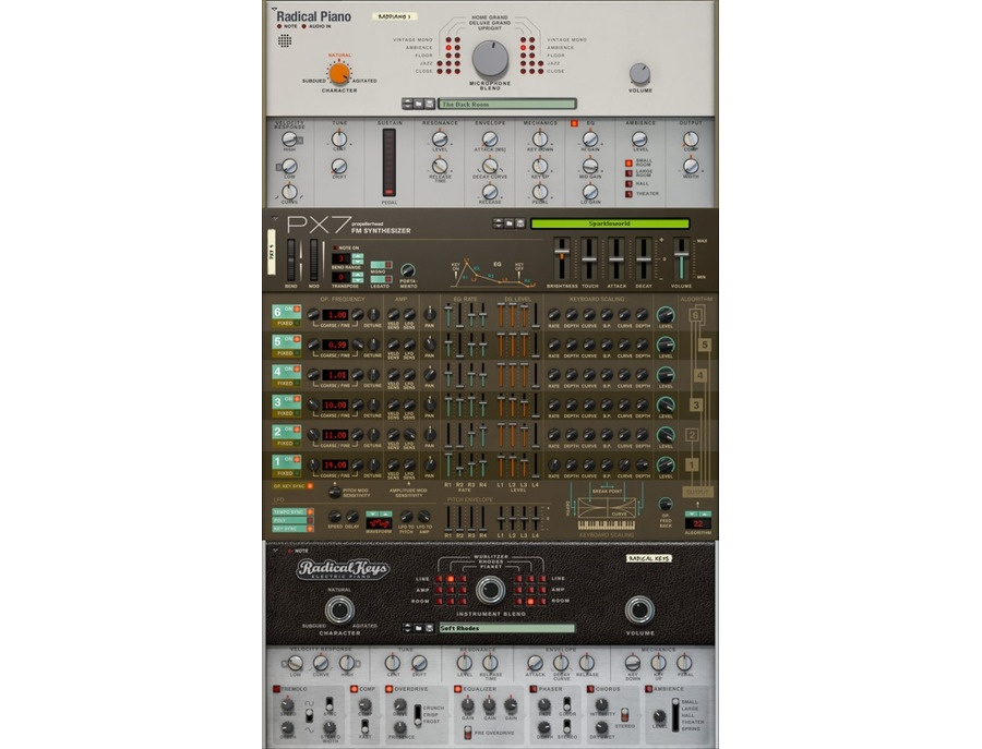 Propellerhead Instruments Bundle