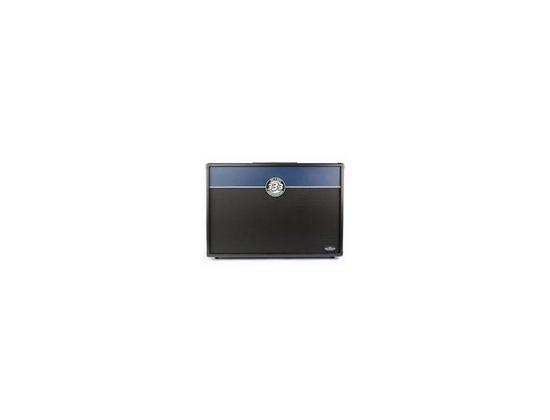 Jet City Amplification JCA12S 1x12 Guitar Speaker Cabinet Black/Blue Slant