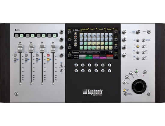Euphonix MC Control v2 Control Surface
