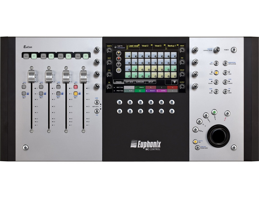 Euphonix MC Control v2 Control Surface Reviews & Prices | Equipboard®