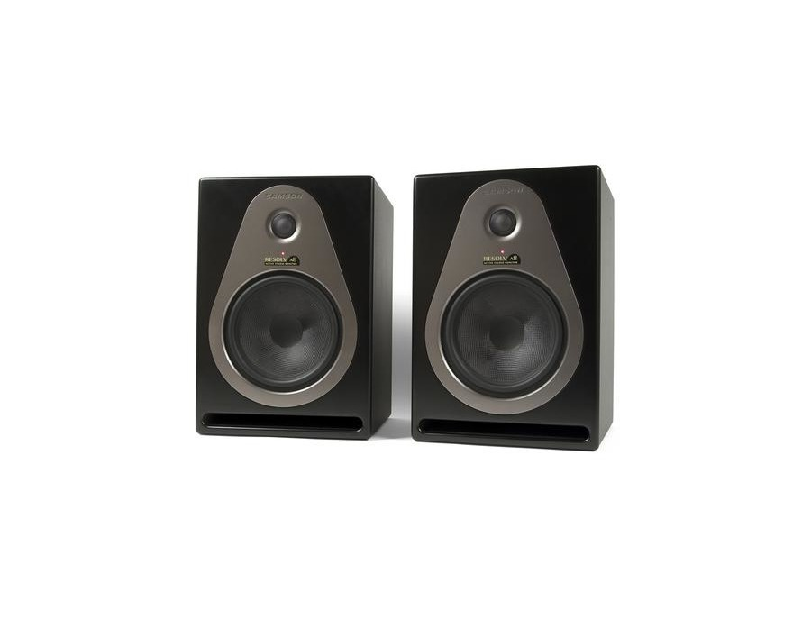 Samson Resolv A8 Studio Monitors