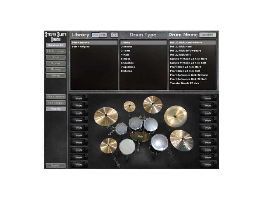 Steven slate drums 4 0 xl