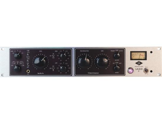 Universal Audio LA-610 Tube Recording Channel