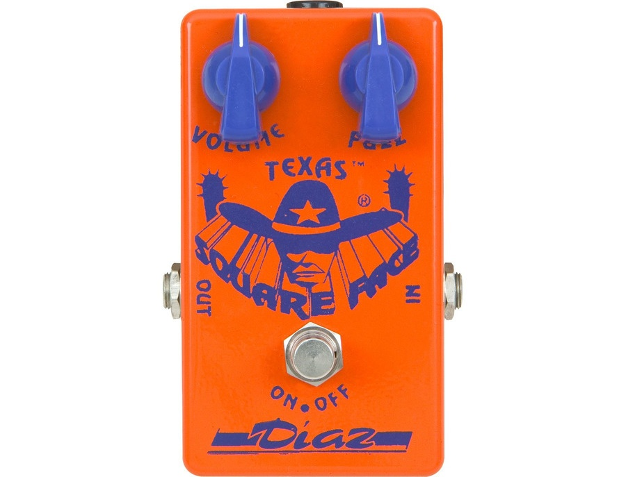Diaz Texas Square Face