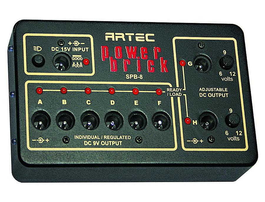 Artec SPB-8