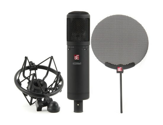 sE Electronics SE2200A II Cardioid Condenser Microphone