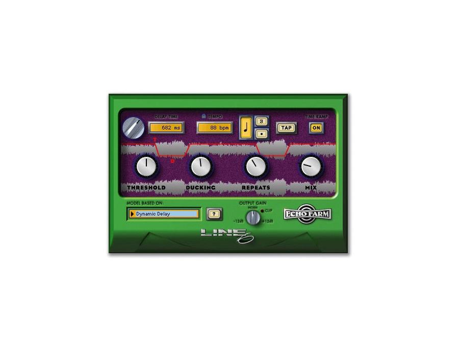 Line 6 echo farm xl
