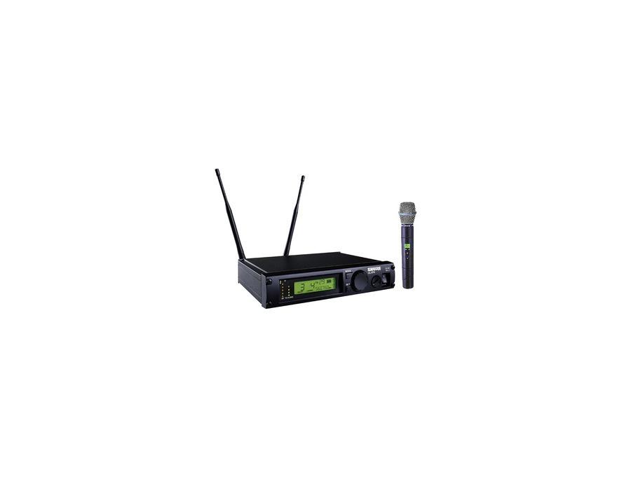 Shure ULXP24 + Beta 87a Wireless microphone