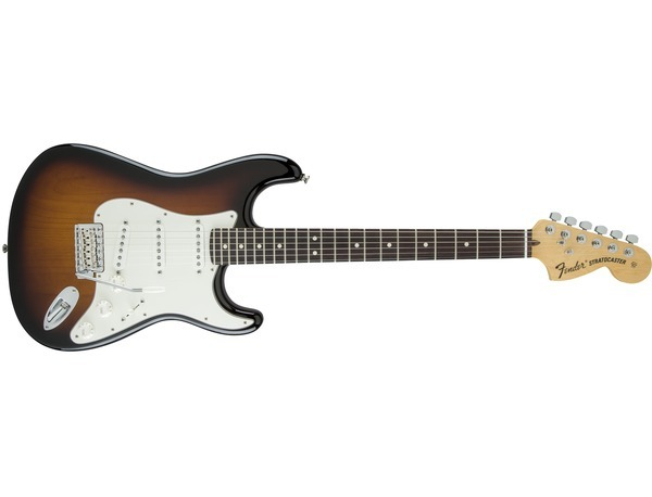 Fender American Special Stratocaster  (Duplicate)