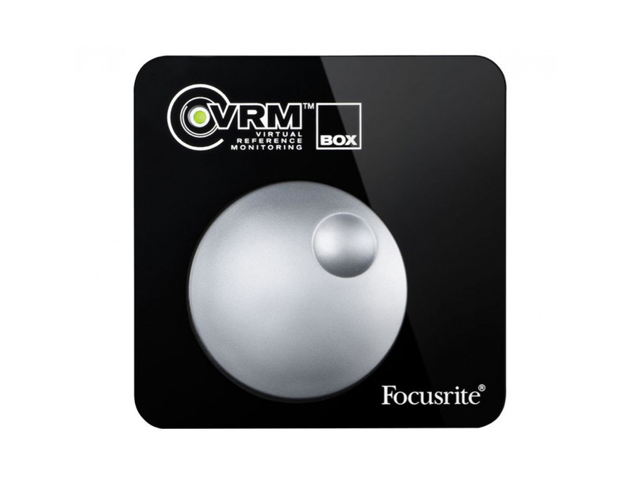 Focusrite VRM Box USB Headphone Reference Monitoring Box
