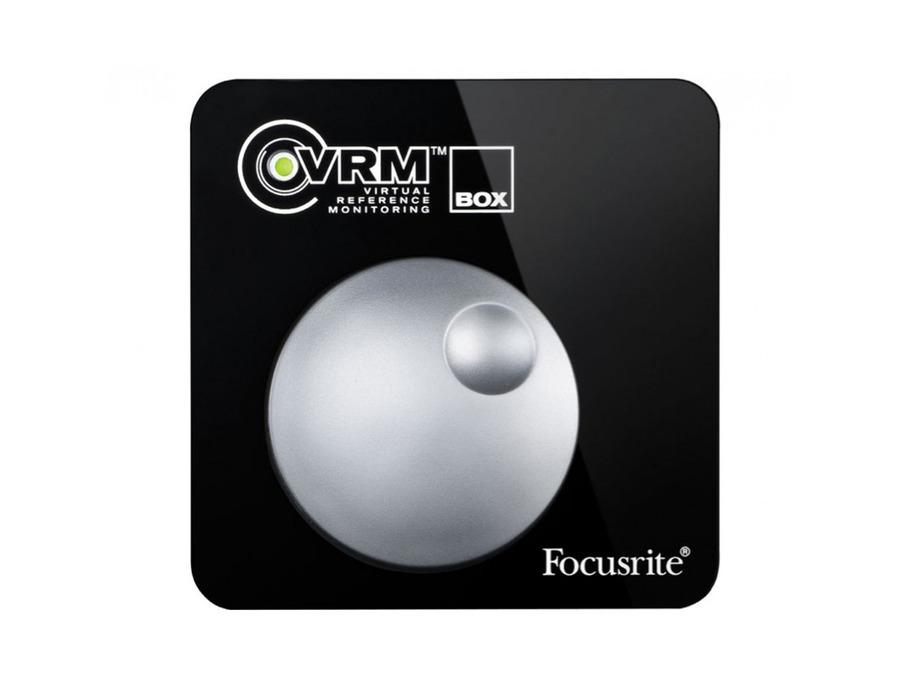 Focusrite VRM Box USB Headphone Reference Monitoring Box