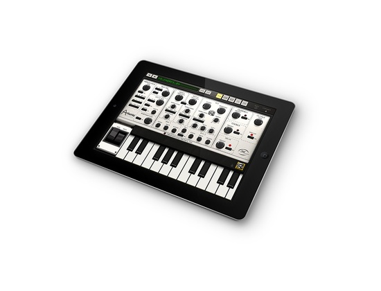 Arturia iSEM iPad Software Synthesizer