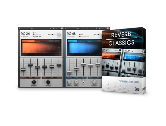 Native Instruments Reverb Classics.
