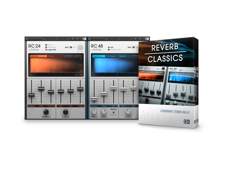 Native Instruments Reverb Classics.