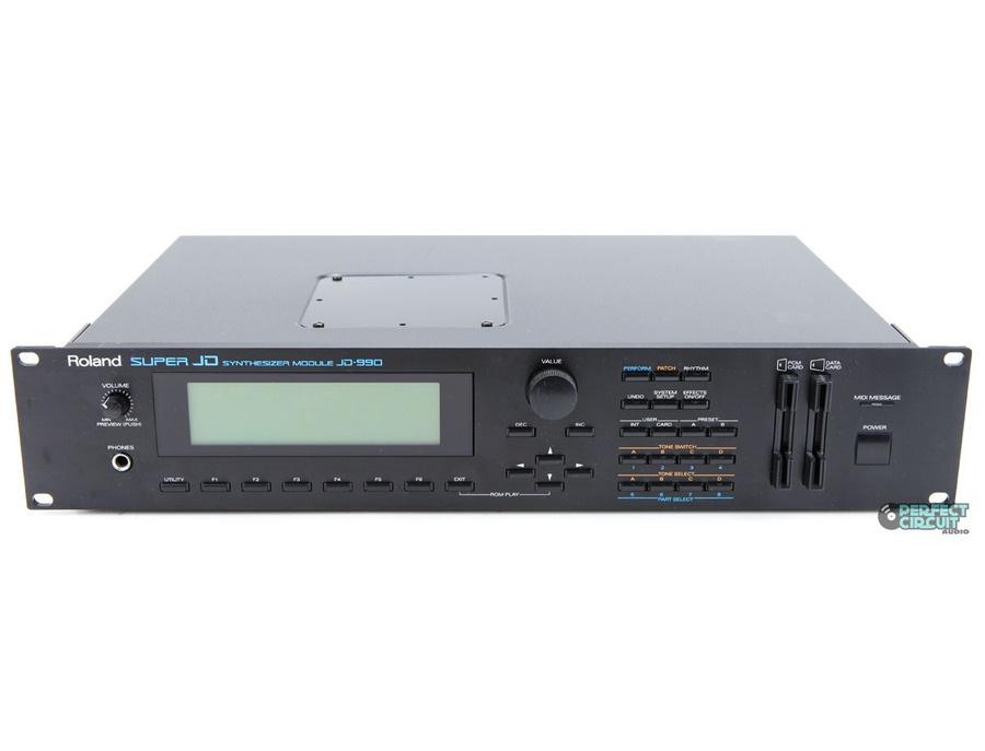 Roland jd 990 xl