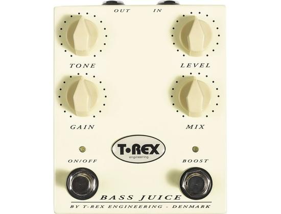 T-Rex Engineering Bass Juice Distortion Pedal