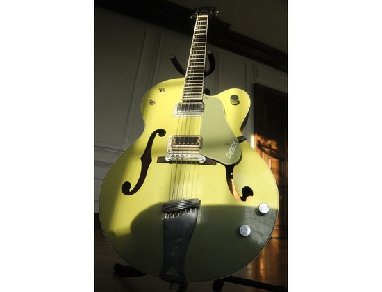 "Gretsch Double Anniversary ""Green Knight"""