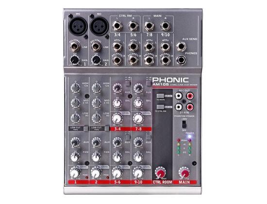 Phonic AM105 PA Studio Mixer