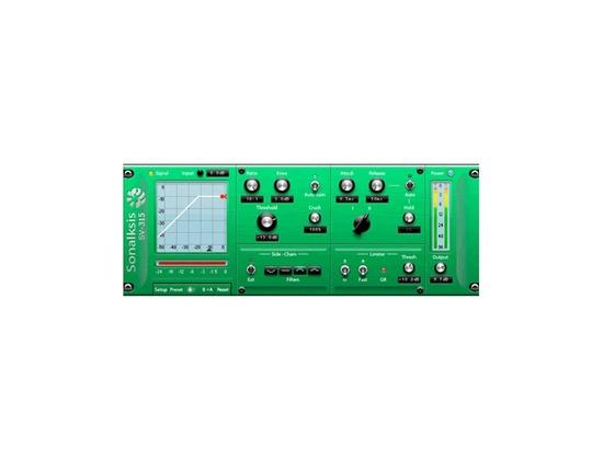 Sonalksis SV-315 Stereo Compressor Plugin
