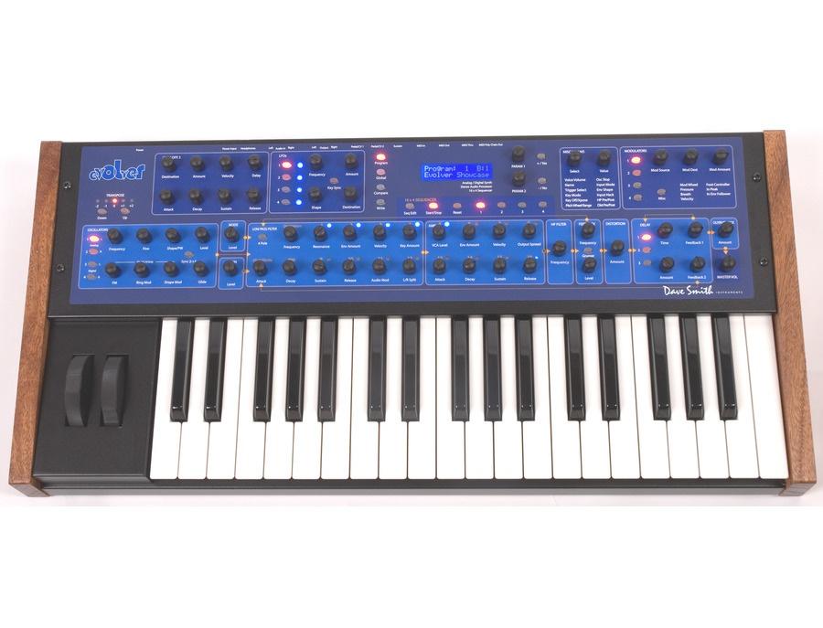 Dave Smith Instruments Evolver Keyboard