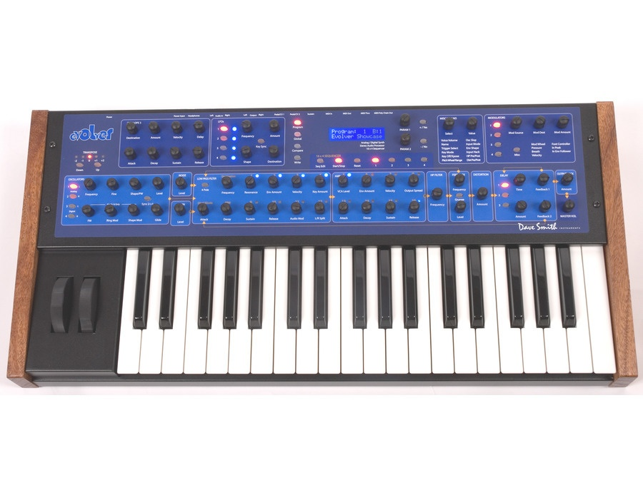 Dave Smith Instruments Evolver Keyboard