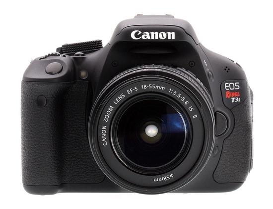 Canon eos t3i