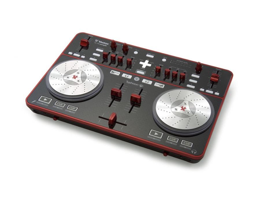 Vestax Typhoon DJ Controller