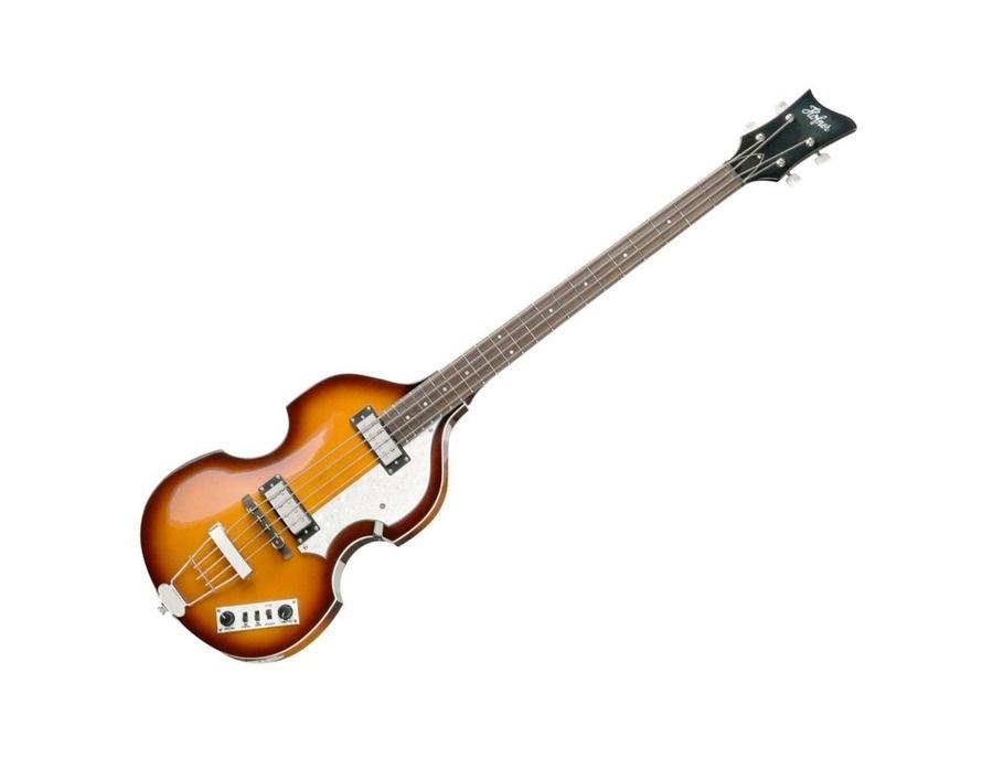 Hofner ignition sb electric violin bass guitar xl
