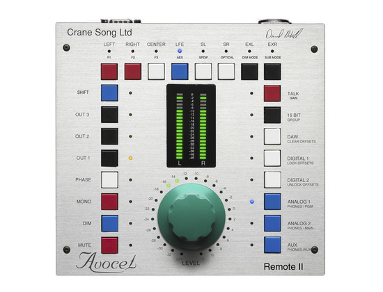 Crane Song Avocet Remote II