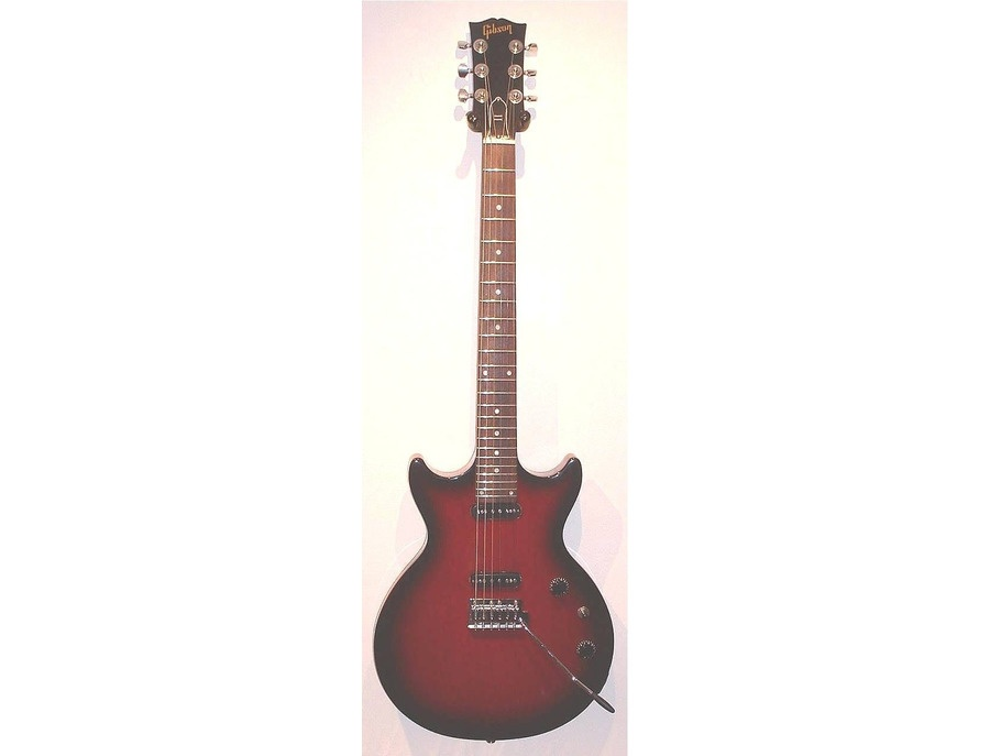 "Gibson All American ""II"" Dark Wineburst"
