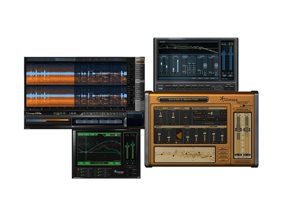 iZotope Advanced Studio & Repair Plug-In Bundle