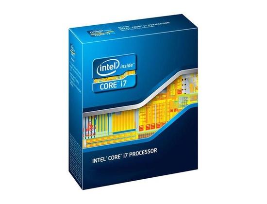 Intel Core i7-4930K Ivy Bridge-E 6-Core 3.4GHz LGA 2011 130W Desktop Processor