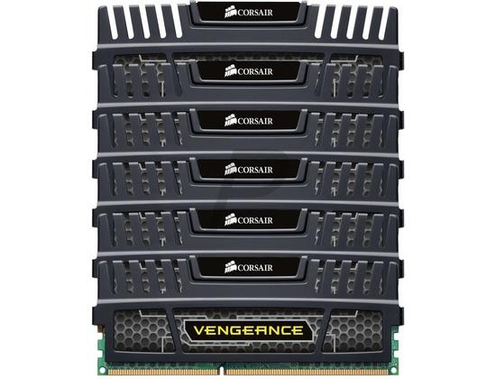 CORSAIR Vengeance 24GB (6 x 4GB) 240-Pin DDR3 SDRAM DDR3 1600