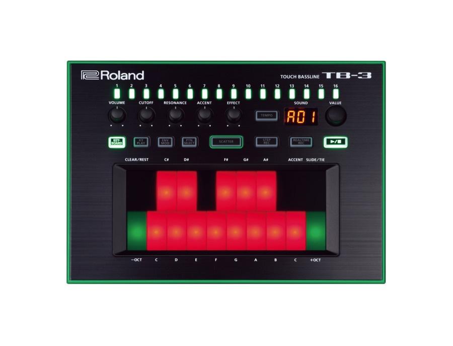 Roland aira tb 3 touch bassline xl