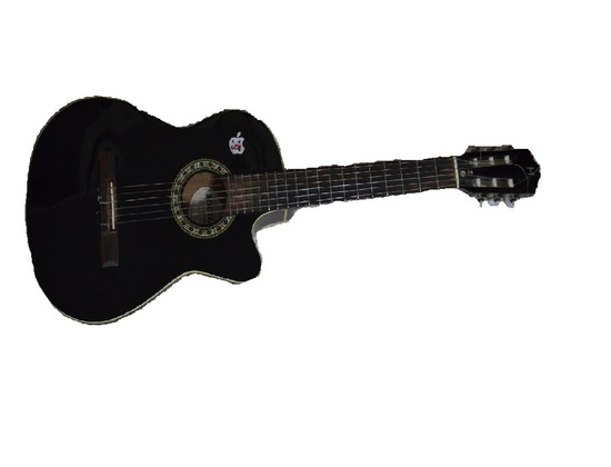 Michael VM220EQ (Napple) Nylon Acoustic Guitar