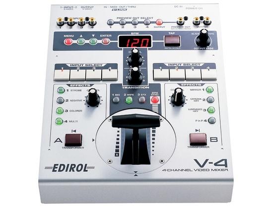 Edirol V4 Video Mixer